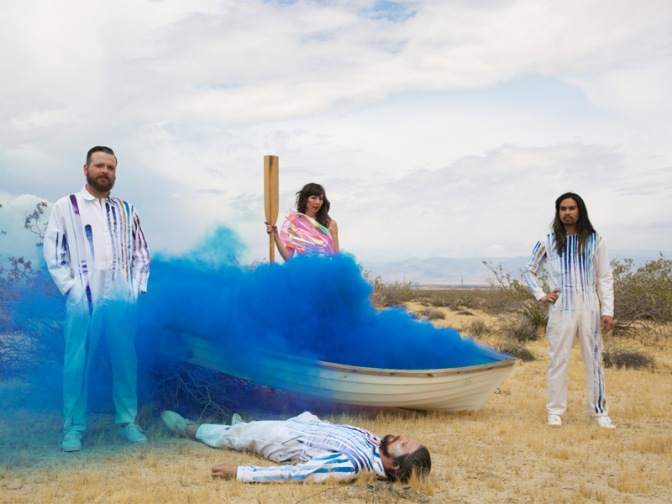 Jam of the Day: Lazy Eye by Silversun Pickups