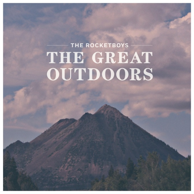 New Acoustic Album: The Great Outdoors by The Rocketboys